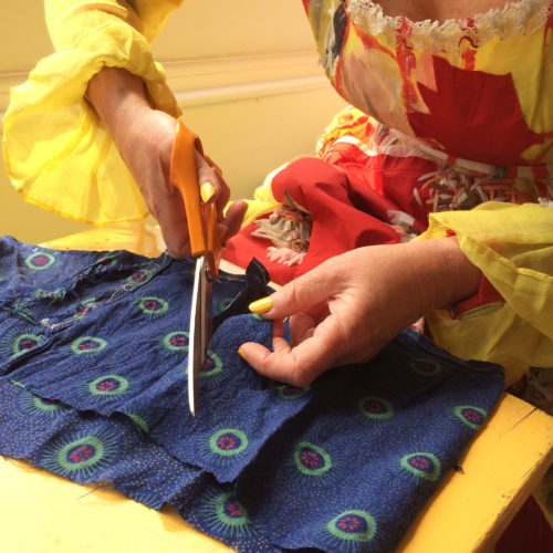 The Cache Dressmaker